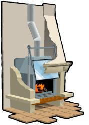 cheminée insert